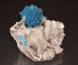 Cavansite from Wagholi, Poonah, Maharashtra State, India