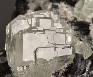 Fluorite from Naica, Chihuahua, Mexico