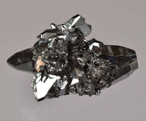 Hematite from Wessels Mine, Kalahari, Northern Cape Province, South Africa