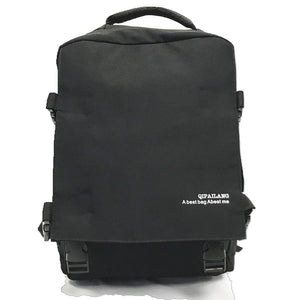 Back pack 051 black