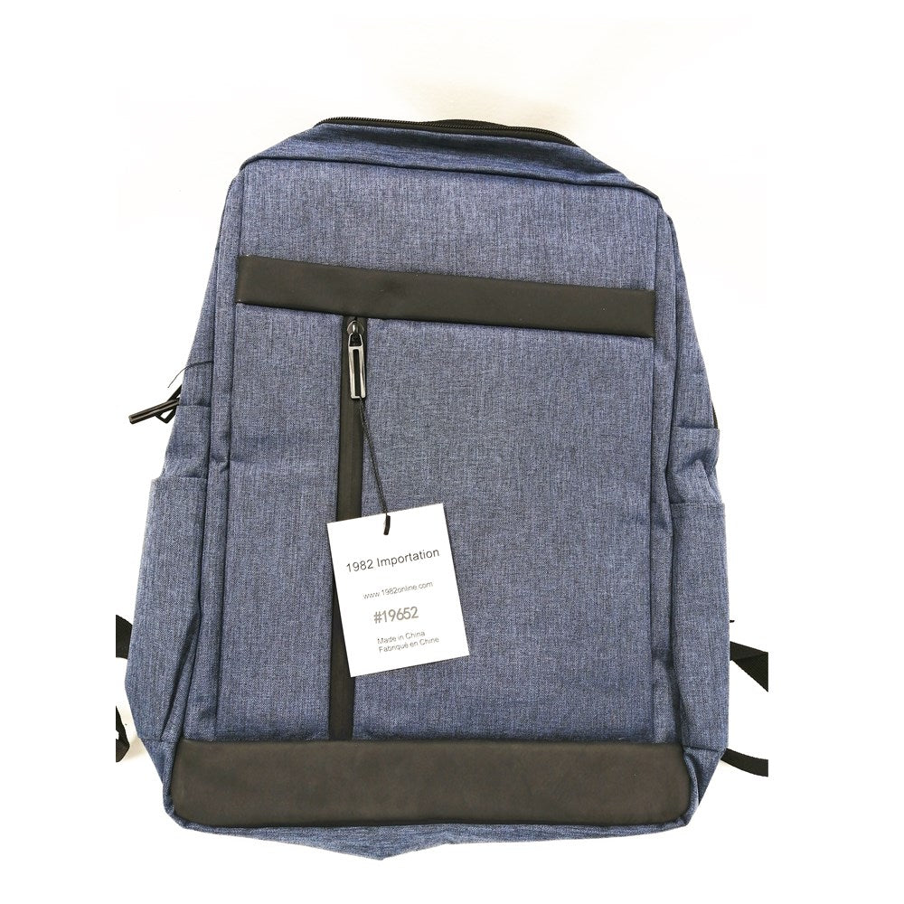 Back pack 19652 blue