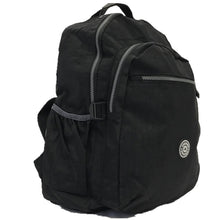 Load image into Gallery viewer, Back pack 211 black
