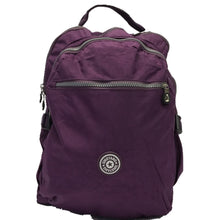 Load image into Gallery viewer, Back pack 211 purple