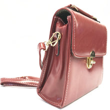 Load image into Gallery viewer, 237 cross body red