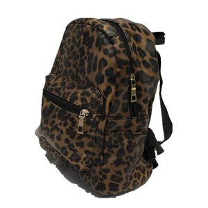 Back pack 6889 brown