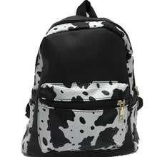 Load image into Gallery viewer, Back pack 6889 cow