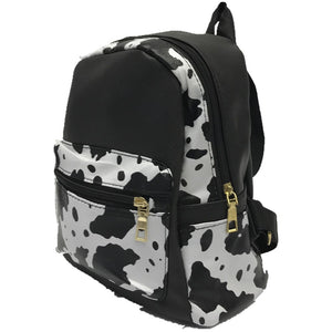 Back pack 6889 cow