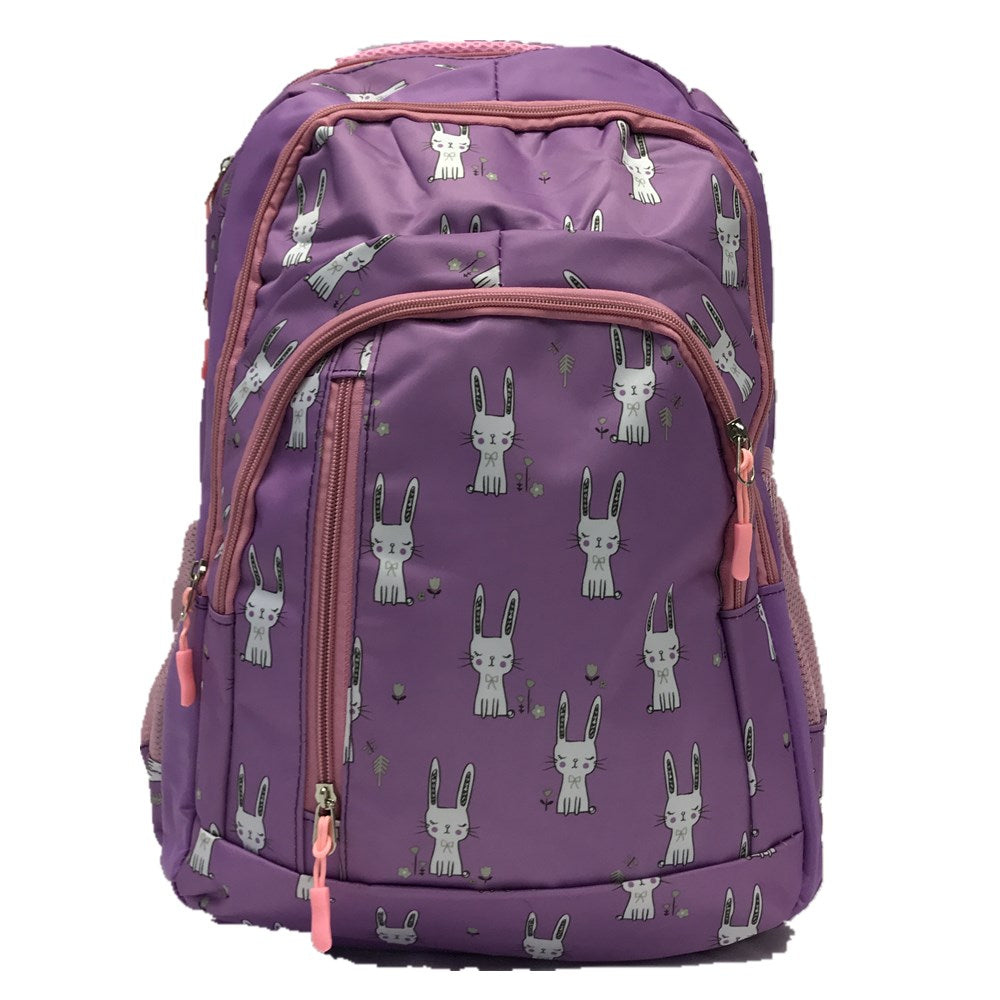 Back pack 6927 purple