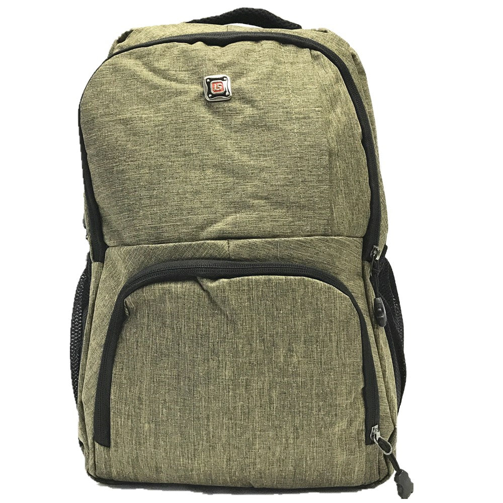 Back pack 8366 green