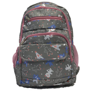 Back pack 8962 grey