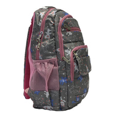 Load image into Gallery viewer, Back pack 8962 grey