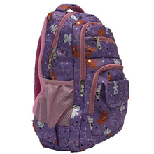 Load image into Gallery viewer, Back pack 8962 purple