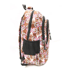 Load image into Gallery viewer, Back pack 9894 brown
