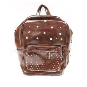 Back pack A08 coffee