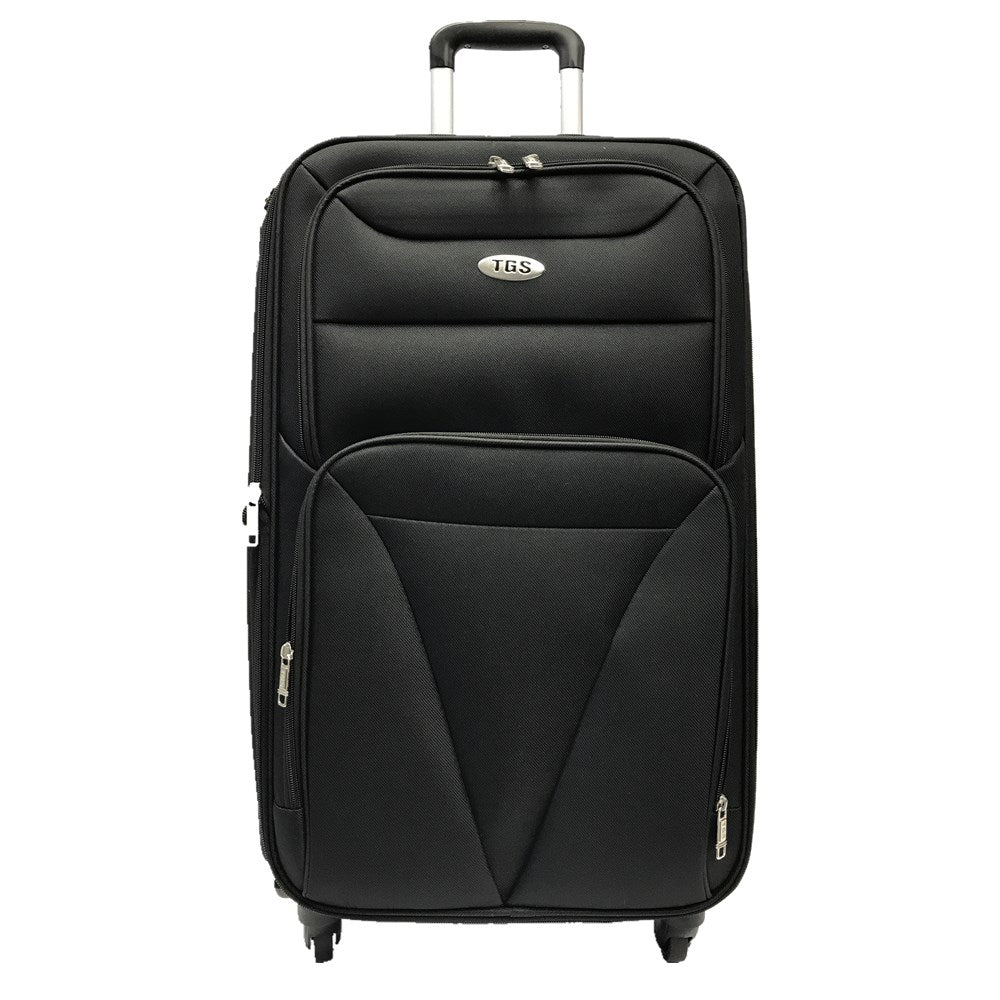 4 pieces set expandable 4 wheel luggage 32