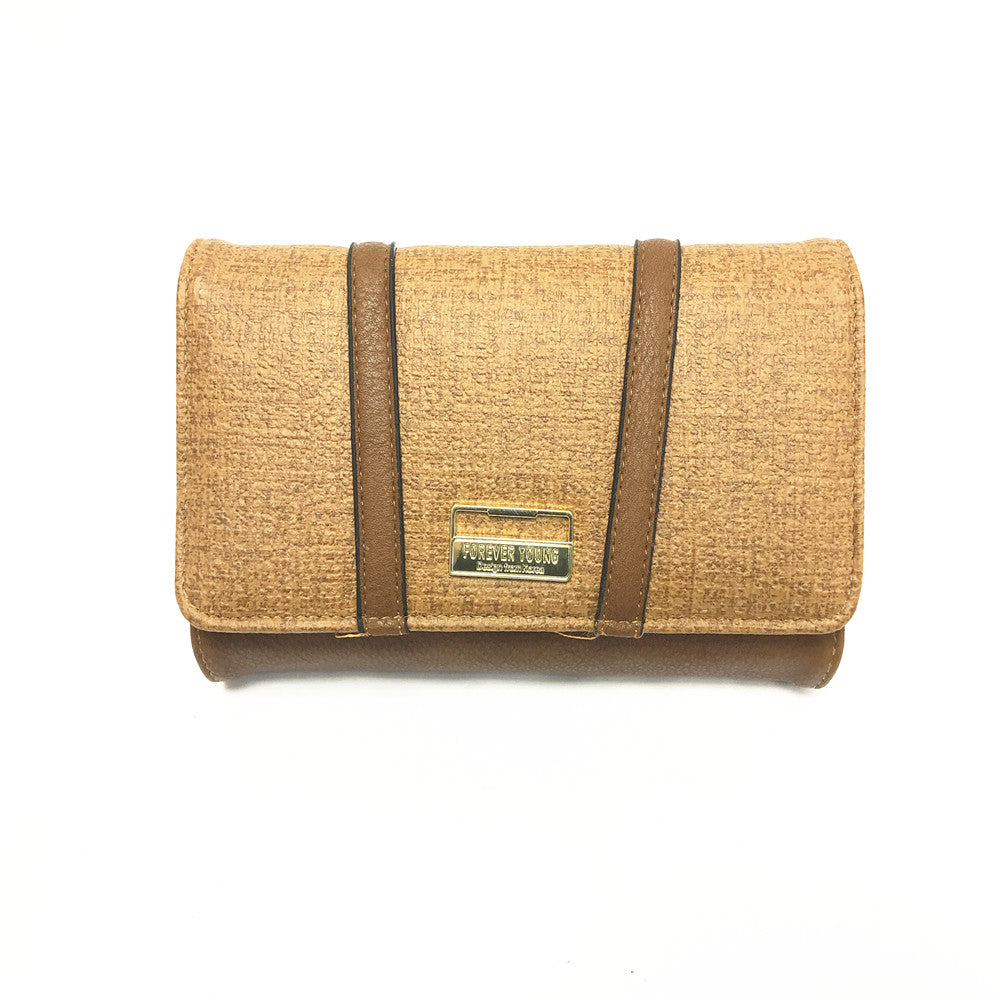 lady wallets 004 brown large