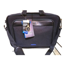 "Load image into Gallery viewer, Nextech Ultra Lite 17.3"" Laptop Briefcase - Black NXT1014"