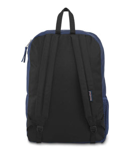 JanSport Cross Town Backpack Navy