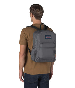 JanSport Cross Town Backpack Deep grey