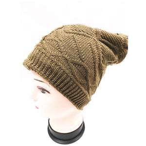 Winter Knitted tuque T02