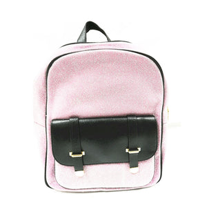 Back pack A09 pink