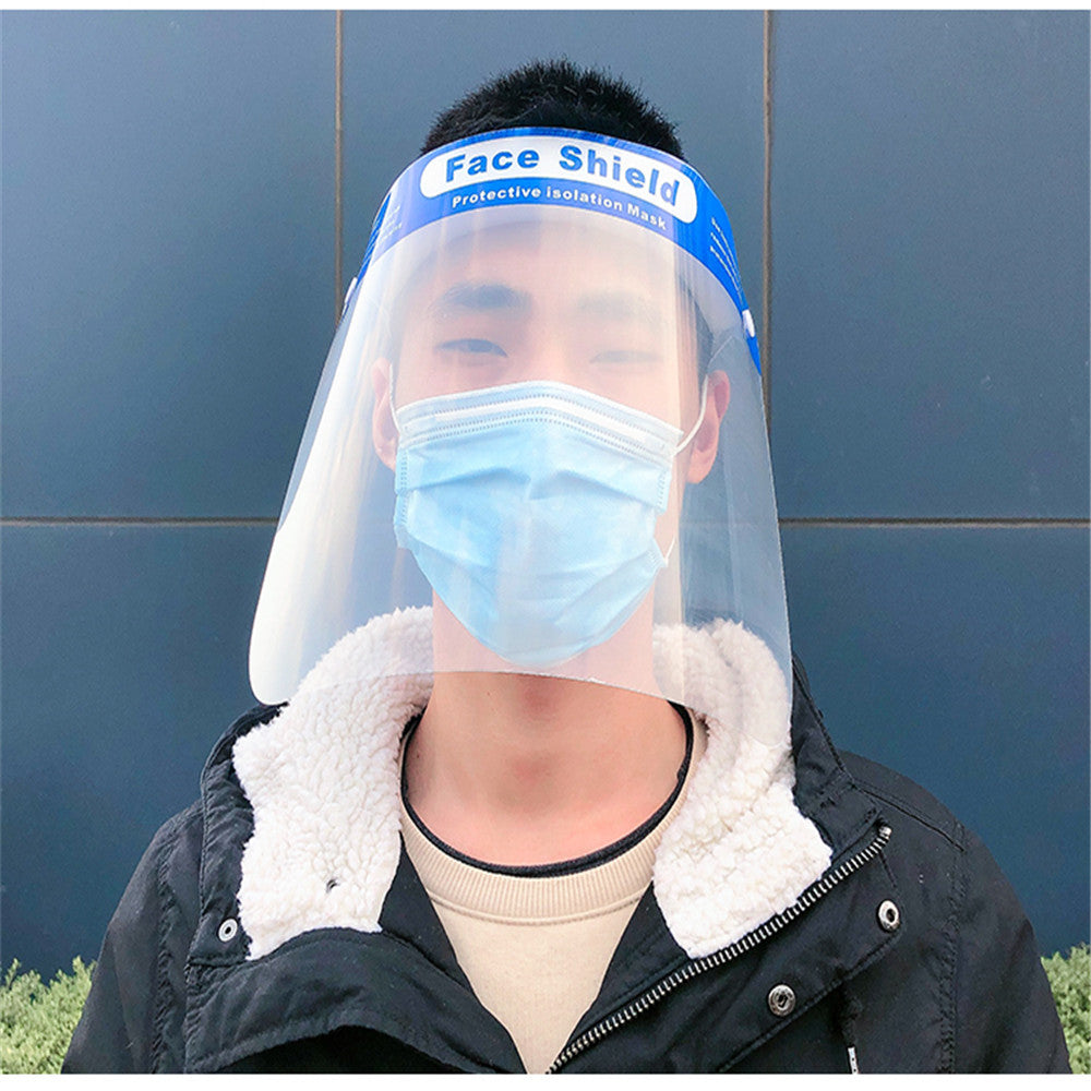 Face shield free during COVID-19 ( 200 pieces offer) for online customers only