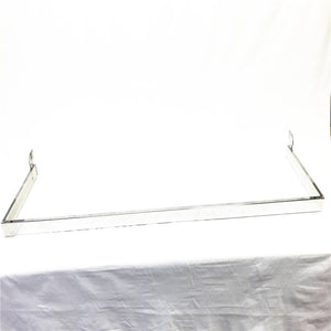 "CHROME U BAR 48""*12"""