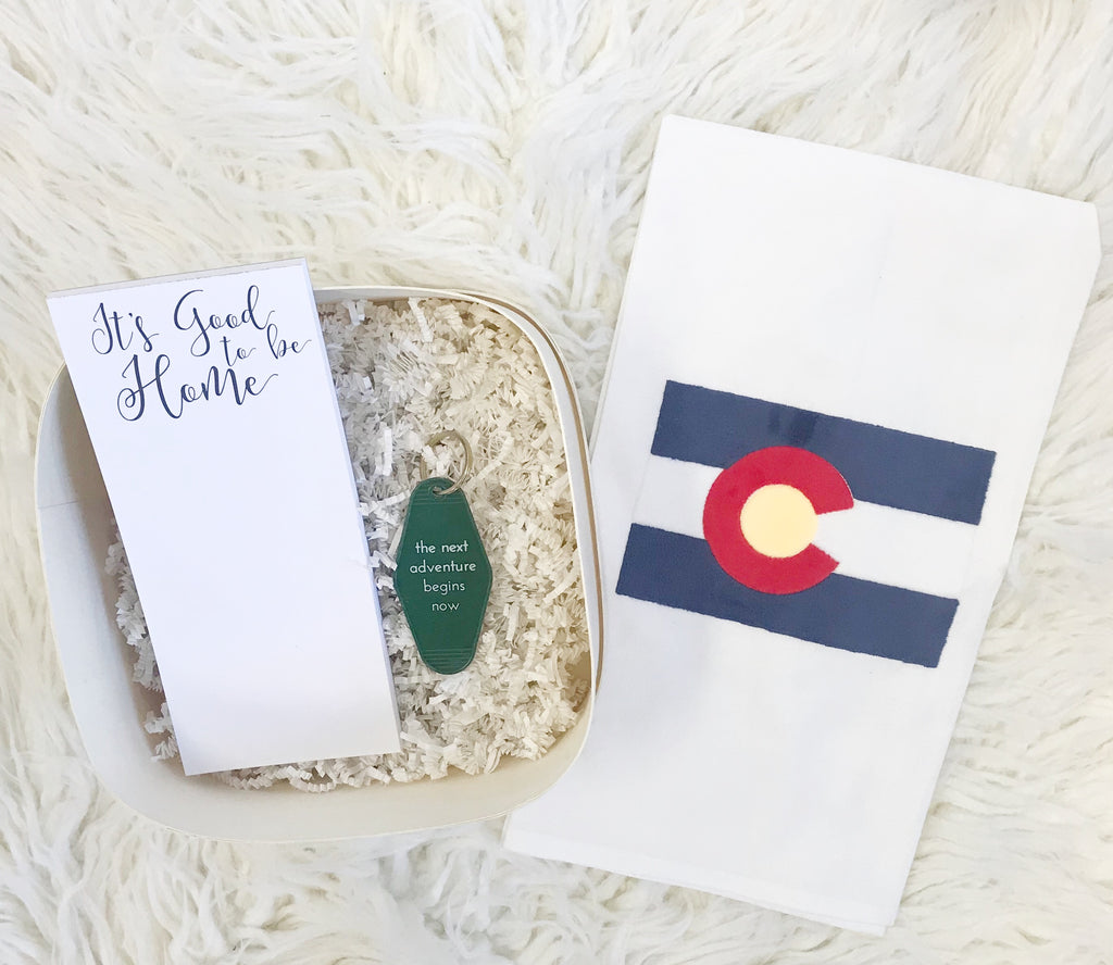 Colorado Home Box (a $36 value)