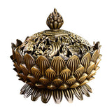 Porte-Encens Bouddha Lotus Royal