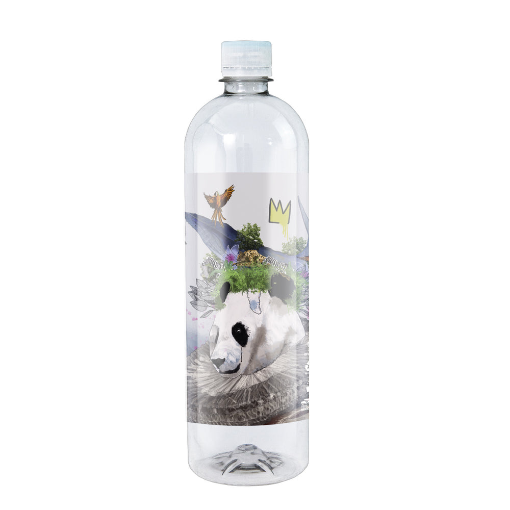 "Zoe Water Limited Edition ""Guardians"" Bottle"