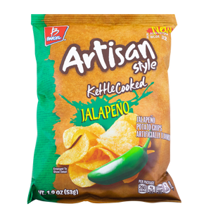 Artisan Chips Jalapeño (Small)