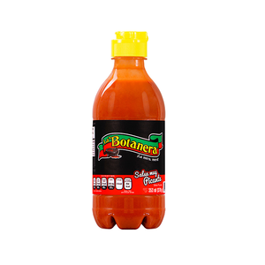 La Botanera Hot Sauce Extra Spicy 11.9 oz