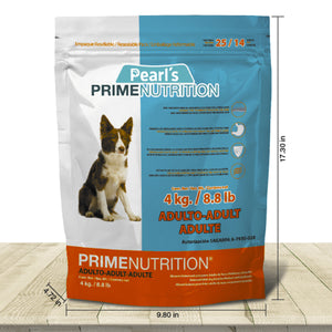 Pearl's Dry Adult Dog Food 8.8lbs
