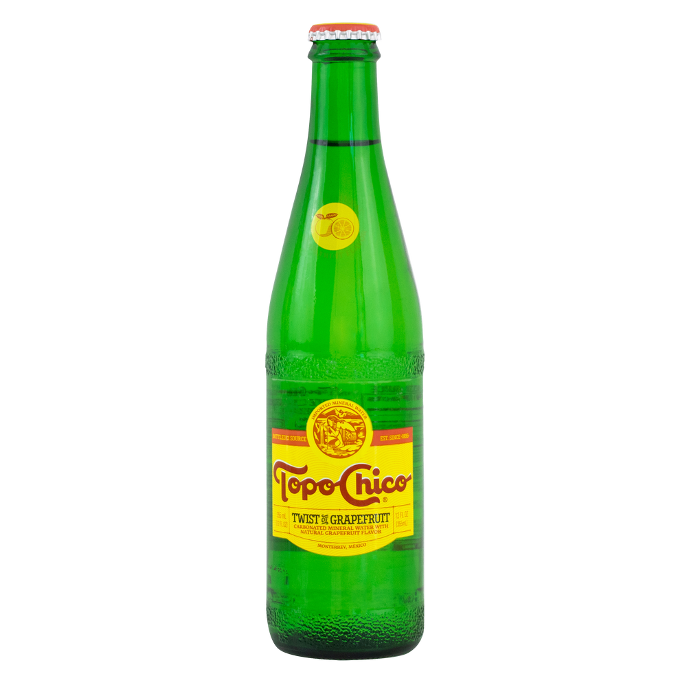 Topo Chico Grapefruit 12 oz (Glass)