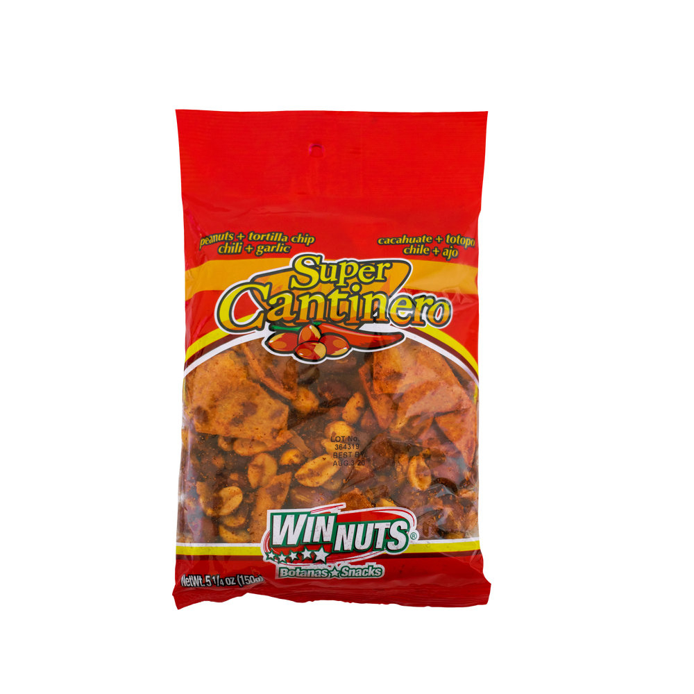 Winnuts Super Cantinero Bar Mix