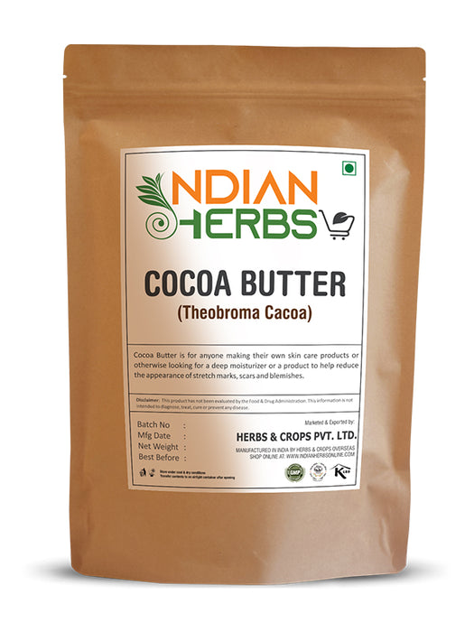 Cocoa Butter - 1KG / 2.2 LB ( Value Pack )