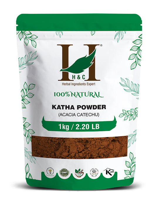 100% Natural Katha Powder