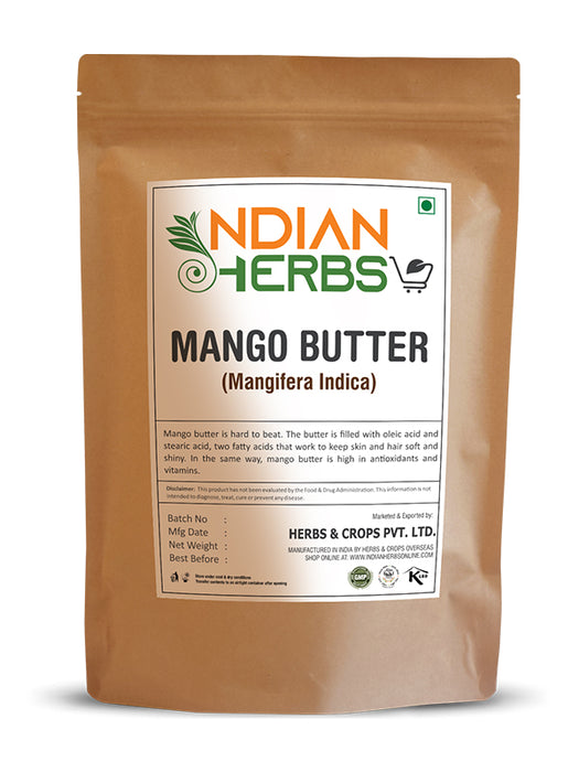 Mango Butter  - 1KG / 2.2 LB ( Value Pack )