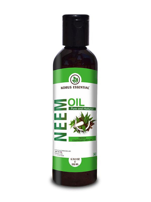 Neem Oil 200ml - 6.76 fl oz