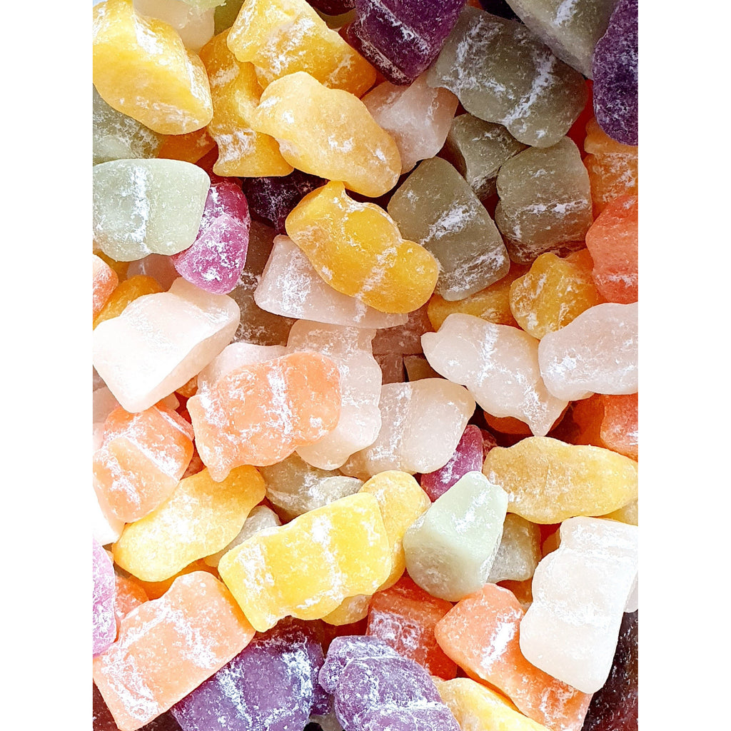 Jelly Babies - sweet tooth sweet treats