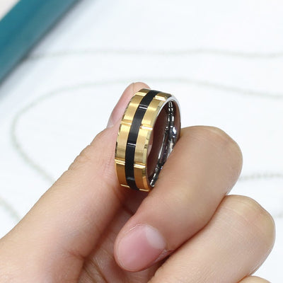 Tungsten Men Wedding Band