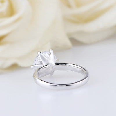 5 carat Solitaire ring
