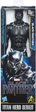 Load image into Gallery viewer, Marvel Avengers Titan Hero Series Blast Gear Black Panther Figure
