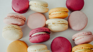 French Macaron (6) Fall Assorted Gift Box