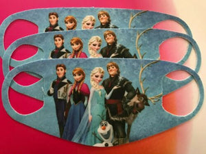 "Frozen Character Children Protective Mask "" Back Instock"""