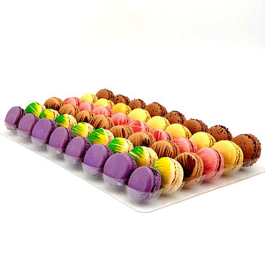 French Macaron  (48pc) Assorted Gift Box