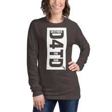 Load image into Gallery viewer, Destined 4 the Dub Unisex Long Sleeve Tee (WF)