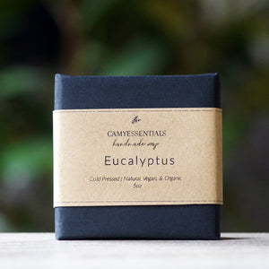 Load image into Gallery viewer, Eucalyptus Handmade Soap