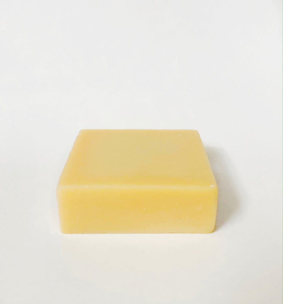 Floral Lemon Handmade Soap