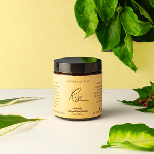 Load image into Gallery viewer, Rose & Coconut Ultra Light Whipped Body Butter